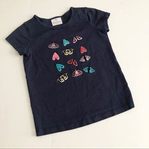 Hanna Andersson Butterfly Shirt